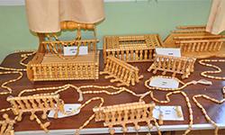 منتجات صناعة الارابيسك بمحافظة الوادى الجديد